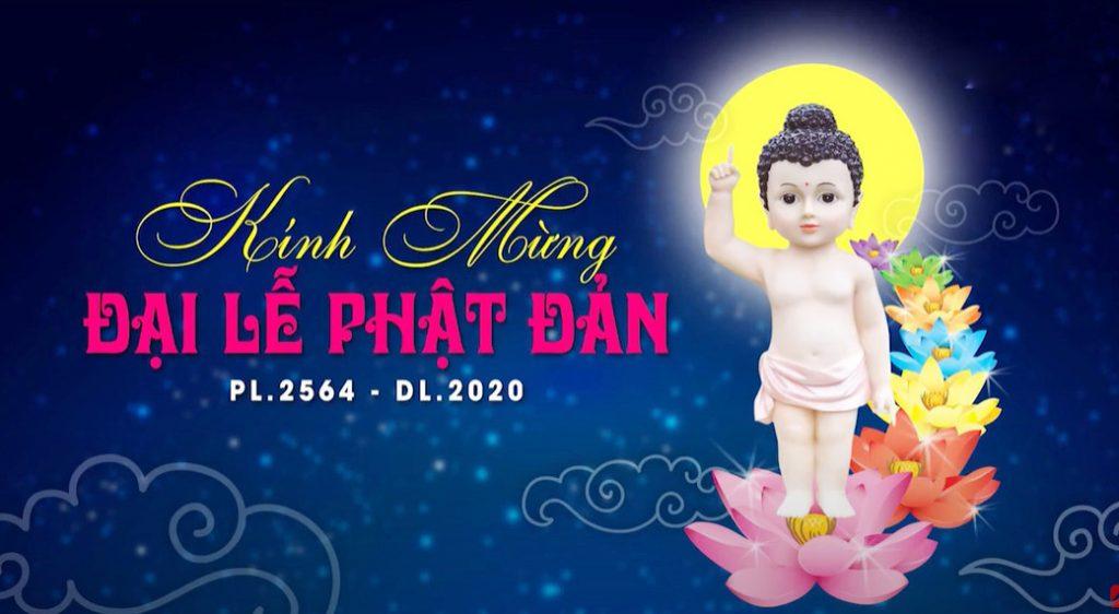 Bến Tre:  Video Lãnh đạo các ban ngành Chính quyền tỉnh chúc mừng Đại lễ Phật Đản PL. 2564 -DL.2020