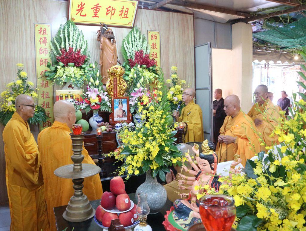 Bến Tre: Chùa Thinh Văn long trọng tổ chức Đại lễ Vu lan – Báo hiếu PL.2564
