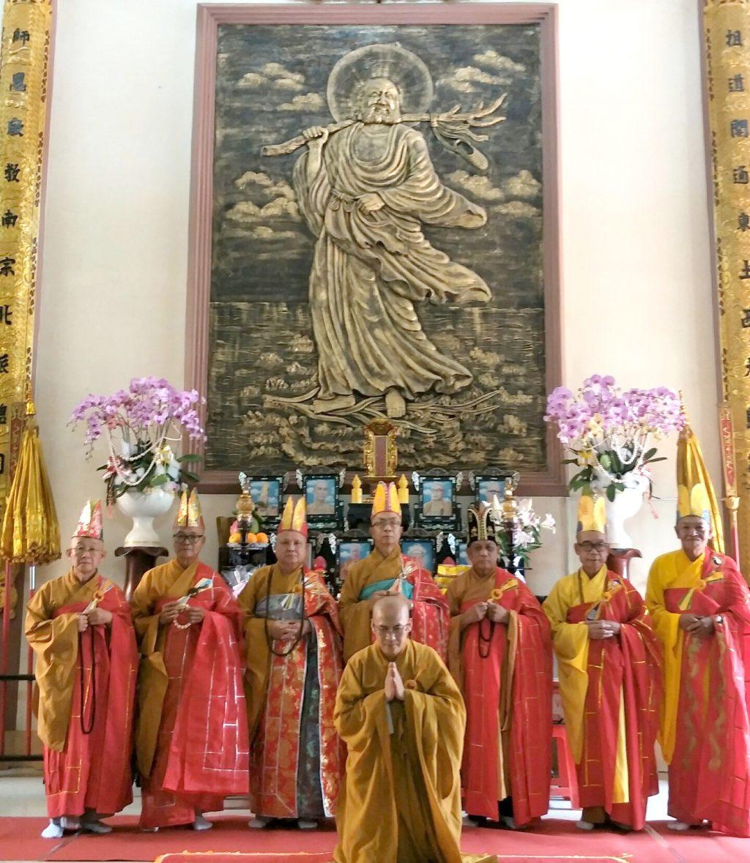 Bến Tre: Chùa Bửu Minh trang nghiêm thiết lễ trai đàn Dược sư cầu nguyện đất nước bình an, thế giới tiêu trừ tật bệnh