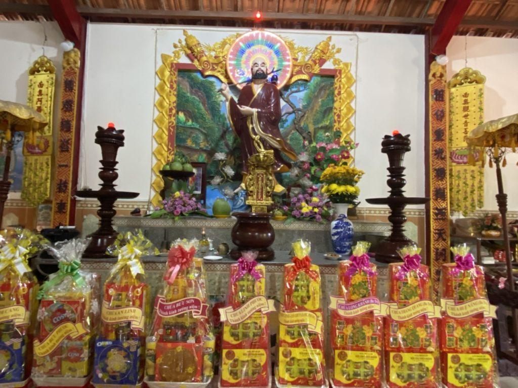 Bến Tre: Chùa Vĩnh Trường tổ chức lễ hiệp kỵ chư vị Tổ sư